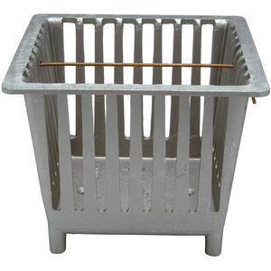 ZURN P1901-23-ALUM Sediment Bucket 6-5/8 x 4-3/4 Inch Aluminium | AD4GPD 41J515