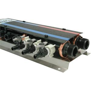 ZURN QPPM12H18C-2 Pex Manifold Preassembled 31-29/32 L | AA2ARV 10A637