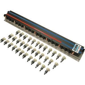 ZURN QPPM15H21C-2 Pex Manifold Preassembled 37-7/16 L | AA2ARW 10A638
