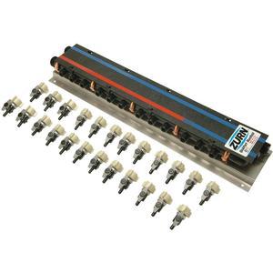 ZURN QPPM9H15C-2 Pex Manifold Preassembled Mnps 26-3/8 L | AA2ARU 10A636