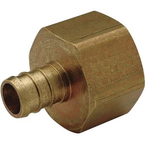 ZURN QQUFC44GX Pex And Pipe Adapter Low Lead Brass | AA2APW 10A585