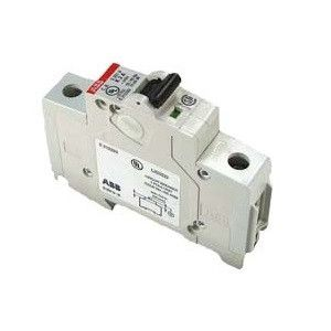 ABB S201U-K1 Bolt On Circuit Breaker, 1 Phase, S201 Frame, 120 Volts, 1 Amp., 1 Pole, AC Voltage | CE6KRG