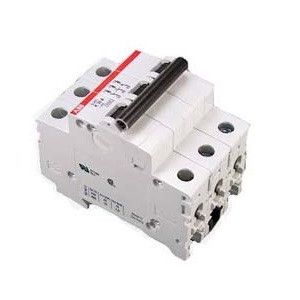 ABB S203-C2 Bolt On Circuit Breaker, 3 Phase, S203 Frame, 480 Volts, 3 Pole, AC Voltage | CE6KRU