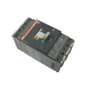 ABB T4N250CW Bolt On Circuit Breaker, 3 Phase, T4 Frame, 600 Volts, 250 Amp., 3 Pole, AC Voltage | CE6KTD