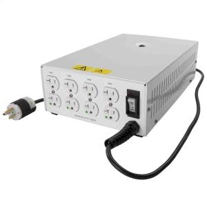 ACME ELECTRIC AS30327 Toroids, Medical Isolation Transformer, Enclosed, 120 - 120V, 300VA | BD2ABV