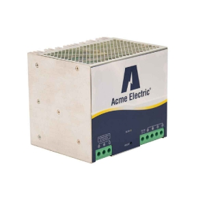 ACME ELECTRIC DM13613 DIN-Rail Power Supply, 480 Watts, 36V, 1 Phase | BC7QDV