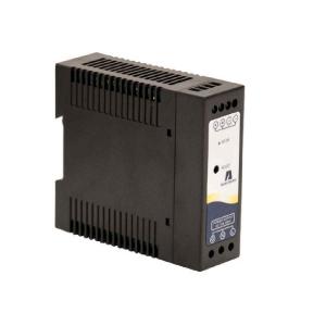 ACME ELECTRIC DMP124006 DIN-Rail Power Supply, 15 Watts, 24V, Plastic   BC7QGY
