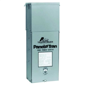 ACME ELECTRIC PT061150007LS Panel Tran Zone Power Centers, 1 Phase, 480V - 120/240V, 7.5kVA | BC7PLL