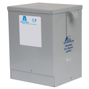 ACME ELECTRIC T2530144S Low Voltage Transformer, 1 Phase, 240x480V - 120/240V, 5kVA | BC7PCD