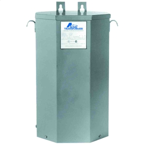 ACME ELECTRIC T243570 Buck-Boost Transformer, 1 Phase, 240 x 480V - 24/48V Volts Rating, 7.5kVA | BC7PRF