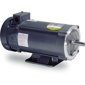 BALDOR CDP3440   Permanent Magnet DC Motor, 90V, 1750 RPM, 0.75 HP, TEFC, 56C   AJ6PBQ