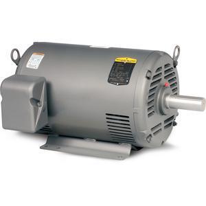 IP23 Motor | BALDOR M3112-57 | Three Phase Open Motor, 3PH, .75 HP, O, 1425 IP23 RPM, 56 | AJ6XGQ
