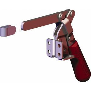 DESTACO 317-S Vertical Hold-Down Toggle Clamp, Solid Bar, 400 Lb Holding Cap. | AJ8BBZ