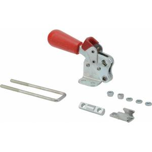 DESTACO 324-R Pull Action Latch Clamp, With Toggle Lock, 500 Lb Holding Cap. | AJ8BKN