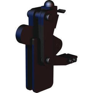 DESTACO 506-MLBLSC Vertical Hold Down Clamp, Long Base With Locking Spring Clip, 5000 Lb   AJ8AWQ