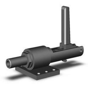 DESTACO 695-1MBPLS Heavy Duty Plunger Clamp, M16 Plunger Thread, 5000 Lb Cap. | AJ8AYK