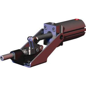 DESTACO 803-ME Pneumatic Straight Line Action Clamp, M8 Plunger Thread   AJ8AXP
