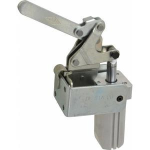 DESTACO 827-S Pneumatic Toggle Clamp, 700 Lb Holding Cap. | AJ8BAQ