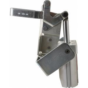 DESTACO 827-U Pneumatic Toggle Clamp, 9.04 Inch Open Height, U-Bar, 600 Lb Holding Cap.   AJ8BLQ