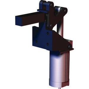 DESTACO 868-E Hold-Down Toggle Clamp, 18.59 Inches Open Height, 4000 Lb Holding Cap.   AJ8AYG
