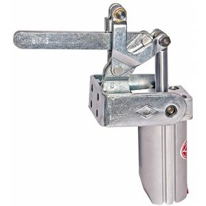 DESTACO 868 Pneumatic Holdown Toggle Clamp, Solid, 4000 Lb Holding Cap.   AJ8BLV