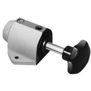 DESTACO FO-160 Straight Line Action Clamp, Foot Mount, 2020 Lb Holding Cap. | AJ8BBH