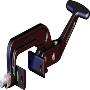 DESTACO 353-65 Pull Action Latch Clamp, 9.5 Inch Length, 2.46 Inch Height, 2101.96 Lb Load Cap.   AJ8BKV