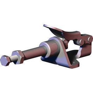 DESTACO 601-SS Straight Line Action Clamp, Stainless Steel, 100 Lb Holding Cap. | AH2HCC 28RV76