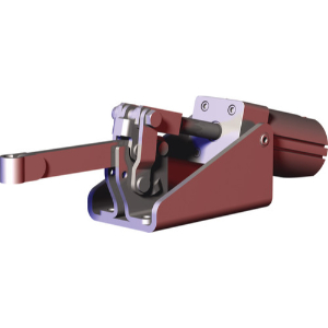 DESTACO 847-S-LC Replacement Clamp, 9.27 Inch Open Height, Horizontal Mounting | AJ8AYD