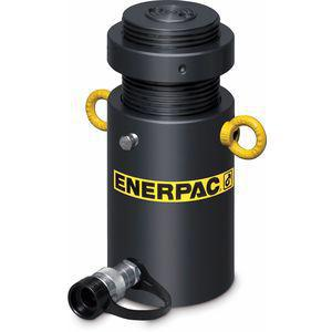 ENERPAC HCL-504 50 tons Single Acting Lock Nut Steel Hydraulic Cylinder, 4 Inch Stroke Length | CD2NFX 444N42