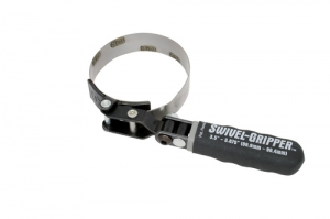 LISLE LS/57030 Swivel Gripper, No-Slip Filter Wrench, Standard | CD8GFX