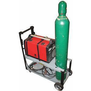 SAFTCART MC-61-H Running Gear, With Cylinder Rack, Steel | CD3FYD 453V24