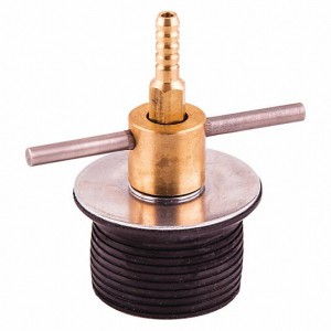 SHAW PLUGS 53096 Mechanical Expansion Plug Vent Turn-tite 1/2in | AA6PUT 14M039