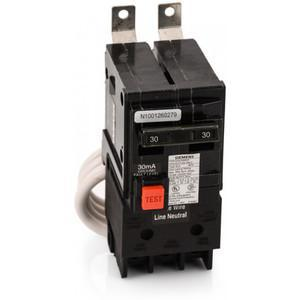 SIEMENS BE260 Bolt On Circuit Breaker B 60 Amp 240vac 2p 10kaic@240v | AG8MCD