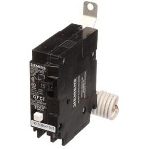 SIEMENS BF115 Bolt On Circuit Breaker B 15 Amp 120vac 1p 10kaic@120v | AG8MCE