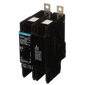 SIEMENS BQD280 Bolt On Circuit Breaker Bqd 80 Amp 480vac 2p 14kaic@480v | AG8MEU