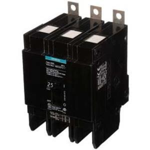 SIEMENS BQD325 Bolt On Circuit Breaker Bqd 25 Amp 480vac 3p 14kaic@480v | AG8MEZ