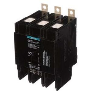 SIEMENS BQD345 Bolt On Circuit Breaker Bqd 45 Amp 480vac 3p 14kaic@480v | AG8MFD
