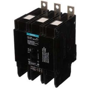 SIEMENS BQD350 Bolt On Circuit Breaker Bqd 50 Amp 480vac 3p 14kaic@480v | AG8MFE