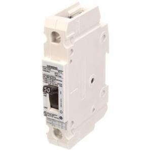 SIEMENS CQD150 Circuit Breaker Feed-thru 50 Amp 277vac 1p 14kaic@277v | AG8MPK