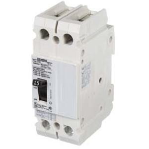 SIEMENS CQD215 Circuit Breaker Feed-thru 15 Amp 480vac 2p 14kaic@480v | AG8MPP