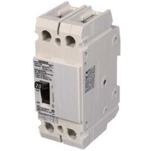SIEMENS CQD220 Circuit Breaker Feed-thru 20 Amp 480vac 2p 14kaic@480v | AG8MPQ