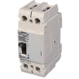 SIEMENS CQD280 Circuit Breaker Feed-thru 80 Amp 480vac 2p 14kaic@480v | AG8MQA