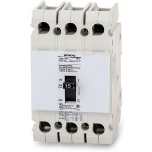 SIEMENS CQD390 Circuit Breaker Feed-thru 90 Amp 480vac 3p 14kaic@480v | AG8MQN