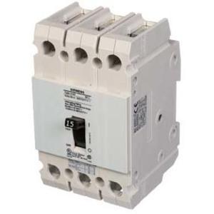 SIEMENS CQD315 Circuit Breaker Feed-thru 15 Amp 480vac 3p 14kaic@480v | AG8MQD