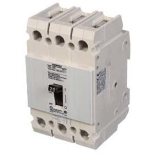 SIEMENS CQD320 Circuit Breaker Feed-thru 20 Amp 480vac 3p 14kaic@480v | AG8MQE