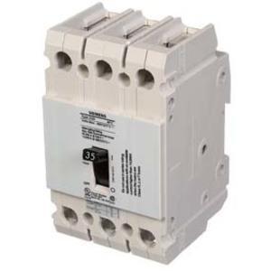 SIEMENS CQD335 Circuit Breaker Feed-thru 35 Amp 480vac 3p 14kaic@480v | AG8MQH