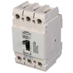 SIEMENS CQD340 Circuit Breaker Feed-thru 40 Amp 480vac 3p 14kaic@480v | AG8MQJ