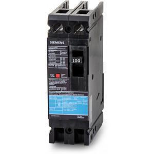 SIEMENS ED22B100 Bolt On Circuit Breaker Ed 100 Amp 240vac 2p 10kaic@240v | AG8MTV