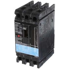 SIEMENS ED23B070 Bolt On Circuit Breaker Ed 70 Amp 240vac 3p 10kaic@240v | AG8MUG
